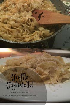 O reteta simpla si sofisticata pentru iubitorii bucatariei italiene!