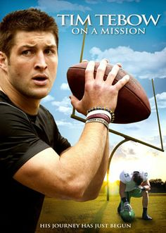 Tim Tebow: On a Mission - Christian Movie/Film on DVD. http://www.christianfilmdatabase.com/review/tim-tebow-on-a-mission/