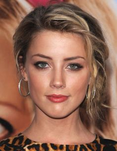 Amber Heard Hairstyles | August 20, 2008 | DailyMakeover.com