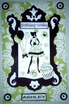 Birthday Greeting Card by TMCollection