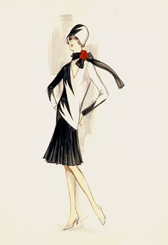 Jean Louis costume design for Julie Andrews in Thoroughly Modern Millie (1967)