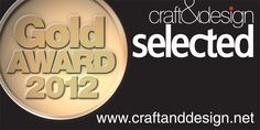 We won GOLD!!! In the Craft & Design Selected awards! Ww W, Bespoke Furniture, Design Crafts, The Selection, Awards, Pattern, How To Make, Gold, Custom Furniture