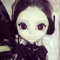 #positiveliving in #Malaysia wishes #yall a good night rest and sweet dreams of #mypassion. #mypullip #mydarkestangel #Nior shows her fiery red eyes, which is her trademark and she will debox to show herself to this world in time to come. Hugs #mylovelies as she indeed is part of #mypassion in this insane world, where #mydreamworld is #myrealityworld. #loverevolution #lovepullip #lovenoir #lovedarkangel #loveinsane #loveworld
