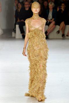 Vogue.esAlexander McQueen - Primavera Verano 2012