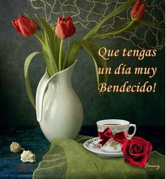 Un deseo especial - Magda Gomez - Good Day Quotes, Good Morning Quotes, Quote Of The Day, Morning Messages, Morning Greeting, Hello In Spanish, Sister Poems, Spanish Greetings, Happy Sabbath