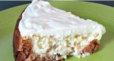 Healthy carrot cheesecake!