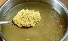 Uzdrawiająca zupa czosnkowa