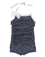 Way too overpriced, but ADORABLE bathing suit with an old fashioned swim cap...would be cute cute cute on BabyO...