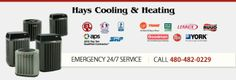 Hay's Cooling & Heating LLC -- Leading HVAC Contractor and AC Repair in Phoenix and Scottsdale AZ