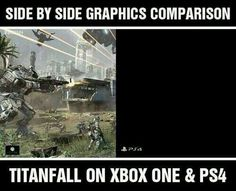 TitanFall Haha, suck it PS4. Buy American.