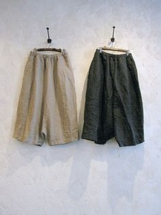 Linen Pants from Toolz