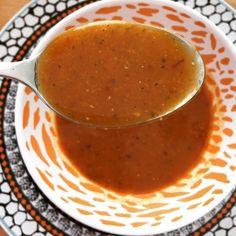 Baharatlı Mercimek Çorbası