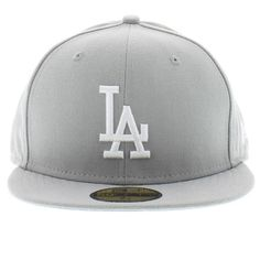 6e819bbdc53 Los Angeles Dodgers Gray   White 59fifty