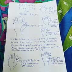 This is a description of life lines in your palm and it's interpretation. Palm Reading, Palmistry, 3 Things, Astrology, Bullet Journal, Marriage