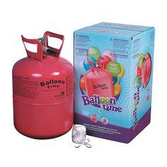 Small Helium Tank - OrientalTrading.com $47.50