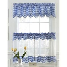 Indigo Blue Velvet Curtains And Drapes Dark Curtains . Red Curtains For Modern Living Room Geometric Curtain . Fashion Embroidery Window Curtains For Living Room Luxury . No Sew Curtains, Home Curtains, Valance Curtains, Valance Ideas, Velvet Curtains, Curtain Ideas, Hanging Curtains, Kitchen Window Valances, Kitchen Window Treatments