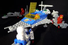 #LEGO #classic #space