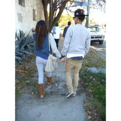 couple swag | Tumblr ❤ liked on Polyvore