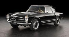 1970 Mercedes-Benz SL Pagode - 280 SL                                                                                                                                                                                 Mehr