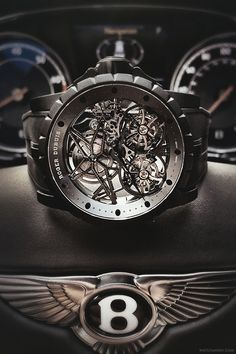 Roger Dubuis Twin Tourbillon by Watch Leo. | Raddest Men's Fashion Looks On The Internet: http://www.raddestlooks.org