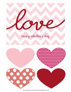 Valentine Print Outs. 18 Valentine Print Outs. My Funny Valentine, Valentines Day Party, Valentine Day Love, Valentine Day Crafts, Valentine Decorations, Holiday Crafts, Valentine Ideas, Holiday Decor, Valentine's Day Printables