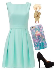 """Ember"" by ashleeramme ❤ liked on Polyvore featuring Kate Spade"