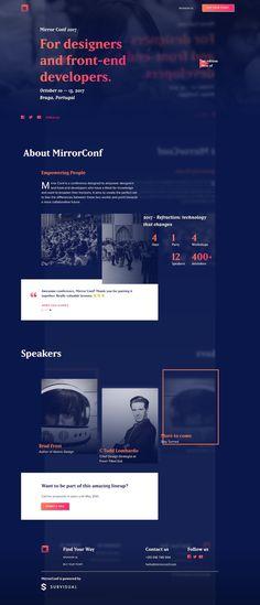 3 тренда в дизайне лендингов – Основы визуального дизайна – Medium