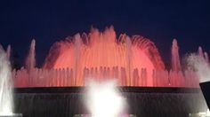 Magic Fountain (Font Magica) - Plaza Carles Buigas