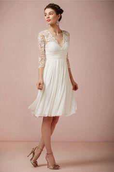 Risultati immagini per short wedding dress
