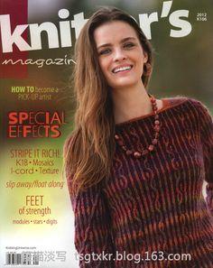 Knitters Magazine 2012 K106 - 轻描淡写 - 轻描淡写