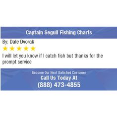 I will let you know if I catch fish but thanks for the prompt service