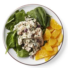 This tuna salad recipe gets an upgrade with olives, feta and a tahini dressing. Served over baby spinach, this is the perfect easy and light lunch or dinner salad.