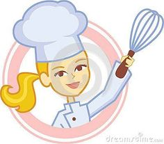 dsigns artoon characters for baking mum business - Google Search