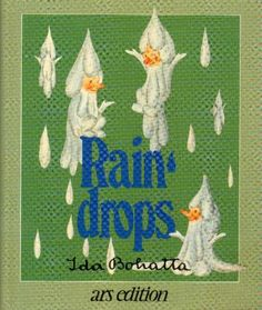 spring nature story about a raindrop (link to story not book)
