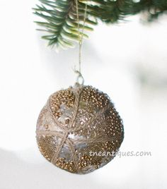 Handmade ornaments a