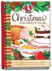 Christmas with Family & Friends Cookbook now available as an eBook so you can keep all of your holiday recipes and ideas right at your fingertips!