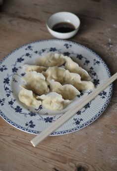 Shandong-style dumplings. Image by Rodgers Photography.  These would have been my dad's favorite.