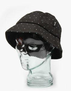 Diamond Supply Co. Micro Diamond Bucket Hat - Black