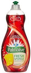 Palmolive Fresh Sponge | label for dish washing soap