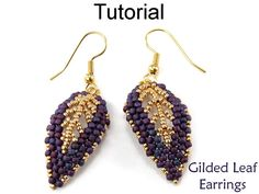 He encontrado este interesante anuncio de Etsy en https://www.etsy.com/es/listing/201063318/earrings-tutorial-pattern-beading-beaded