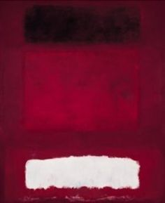 Rothko - Red White And Brown (1957)