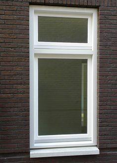 Houten buitenkozijnen op maat - Van Aarle Kozijnen - Lilly is Love Windows, Cool Stuff, House, Terrace, House Decorations, Seeds, Home, Homes, Ramen