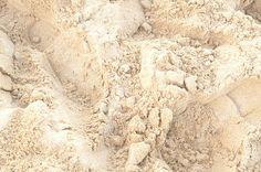 Beach sand texture and colour
