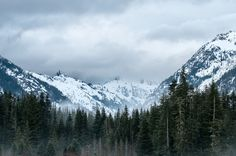 Cascade Mountains near Snoqualmie Pass WA [4098 x 2722] [OC] #reddit