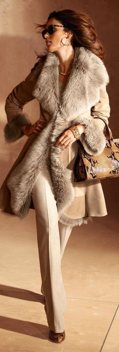 Madeleine ~ faux fur ✿⊱╮