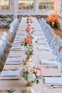 Rachel & Ben's Lace Factory Connecticut Wedding | Sweet Little Photographs #fallwedding #glitter #gold