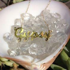 Gypsy Necklace – Emerald Duv