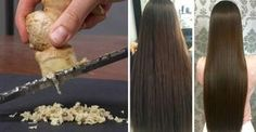 Get rid of frizzy gray hair-as we age up our hair stops growing and also starts graying. Hair loss and gray hair are the most common problem faced by most Salud Natural, Stop Hair Loss, Healthy Exercise, Tips Belleza, Grow Hair, Vitamin E, Health Remedies, Healthy Tips, Healthy Habits