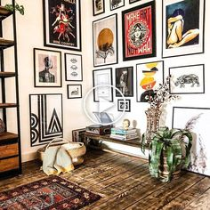 Home Decor Styles .Home Decor Styles Eclectic Gallery Wall, Eclectic Decor, Modern Gallery Wall, Eclectic Style, Modern Farmhouse Gallery Wall, Eclectic Modern, Rustic Modern, Rustic Style, Rustic Decor