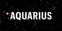 Aquarius Monthly Horoscope (May Capricorn And Aquarius, Zodiac Signs Aquarius, Gemini And Cancer, Zodiac Sign Facts, Taurus, September Horoscope, Zodiac Horoscope